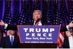 Donald Trump phát biểu gì sau khi được bầu làm Tổng thống?