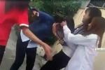 Thái Bình: Lại xuất hiện clip nữ sinh bị đánh hội đồng gây phẫn nộ