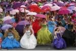 Lễ trưởng thành rực rỡ sắc màu của thiếu nữ Mexico