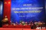 Hinh anh Truc tiep: Thu tuong doi thoai voi cong dong doanh nghiep 4