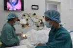 MB phối hợp cùng Bệnh viện mắt TP.HCM mổ mắt miễn phí tại các tỉnh thành phía Nam