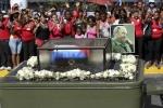Dòng người tiễn biệt lãnh tụ Fidel Castro về nơi an nghỉ cuối cùng