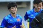Công Phượng cạo râu mong đổi vận trước trận Việt Nam vs Campuchia