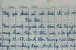 Những bài văn 'bá đạo' của học sinh