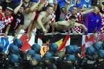 Croatia bị phạt nặng trước trận gặp Tây Ban Nha