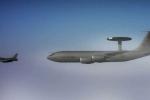 Video: Chiến cơ Mỹ, Nga suýt đâm nhau trên bầu trời Syria