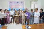 Masan tài trợ chương trình mổ đục thủy tinh thể và mổ tim cho người nghèo tại tỉnh Quảng Nam