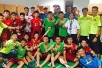 U16 Việt Nam: Dệt mộng World Cup từ mì tôm, chả ruốc