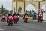 Hàng trăm biker đổ về Long An lái thử Ducati