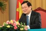 Nguyên CTN Trương Tấn Sang: Lịch sử hơn 70 năm chưa bao giờ xuất hiện những biểu hiện tiêu cực như hiện nay