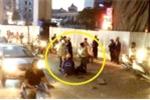 Công nhân rơi từ công trình đường sắt Cát Linh - Hà Đông đã tử nạn