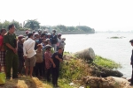 Phát hiện xác nam thanh niên mặc áo cầu thủ trôi dạt trên sông Lam