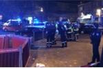 Xả súng tại ga metro ở Pháp, nhiều người bị thương