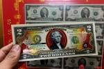 Độc đáo tiền lưu niệm lì xì ngày Tết