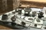 Video: Hàng trăm cổ vật quý giá trong mộ Hoàng gia cổ từ thời Tam Quốc