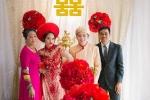 Phan Mạnh Quỳnh được tặng 100 cây vàng, trở thành 'con rể của năm'
