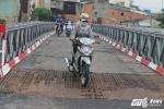 2 cây cầu tạm xây 'siêu tốc' trong 16 ngày ở Sài Gòn