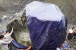 Phát hiện khối ngọc bích khổng lồ gần 200 tấn ở Myanmar
