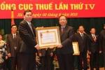 50 cán bộ thuế được tặng thưởng Huân chương Lao động