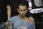 Tài xế 'phê' ma túy đâm nát hơn 30 ô tô ở Bangkok
