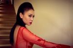 Thu Minh tung hình ảnh 'hồi hộp' như phim kinh dị