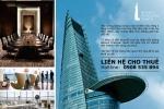 Tập đoàn Bitexco chính thức chào thuê khu văn phòng penthouse tòa tháp Bitexco Financial Tower
