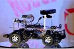 Sinh viên công nghệ thử sức lập trình phần mềm xe không người lái