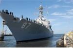 Một tuần, chiến hạm Mỹ 'hứng' tên lửa 3 lần