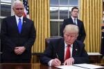 Ký sắc lệnh cắt giảm quy định, Donald Trump lại bị phản ứng