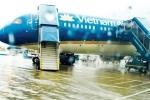 An toàn bay bị uy hiếp vì… ngập