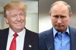 Ông Trump muốn gặp Tổng thống Putin sau khi nhậm chức