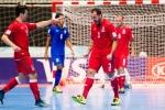Futsal World Cup: Thái Lan bị loại với tỷ số không tưởng