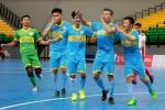Dừng hình thời khắc tạo lịch sử của Futsal Sanna Khánh Hòa
