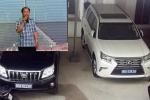 Doanh nghiệp tặng 2 xe Lexus 6 tỷ đồng cho tỉnh Cà Mau lên tiếng