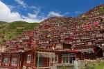 Tiên cảnh ở học viện Phật giáo lớn nhất thế giới