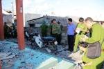 Nổ rung chuyển đảo Phú Qúy: Phát hiện hàng trăm kíp nổ và bột thuốc nổ