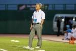 Văng tục với trọng tài, HLV Lê Thụy Hải bị phạt nặng