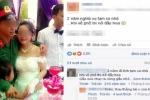 Sự thật bức ảnh chàng quân nhân ôm cô dâu khóc như mưa trong đám cưới