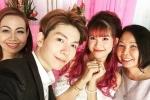 Lễ đính hôn vui nhộn của Khởi My và bạn trai Kelvin Khánh