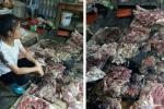 Kẻ hắt dầu luyn trộn chất thải vào người bán thịt lợn bị xử lý thế nào?