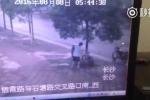 'Siêu trộm thế kỷ' hì hục đốn cây để... 'chôm' xe đạp