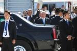 An ninh Trung Quốc quát nạt đoàn tháp tùng Tổng thống Obama