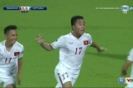Chiến thắng lịch sử giúp U19 Việt Nam tiến thẳng vào World Cup 2017