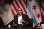 Ông Obama tiết lộ công việc mới sau khi nghỉ hưu