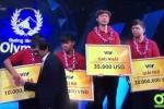 Chung kết Olympia 2016: Khoảnh khắc Hồ Đắc Thanh Chương giành vòng nguyệt quế