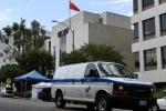 Xả súng vào Lãnh sự quán Trung Quốc ở Mỹ