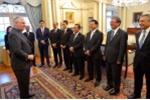 Đại sứ Phạm Quang Vinh gặp Ngoại trưởng Mỹ Rex Tillerson