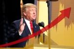 Trump dẫn Clinton: Tỷ phú Nhật thảm bại, vàng 'thắng' trong chớp mắt
