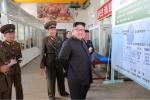 Lãnh đạo Triều Tiên chỉ đạosản xuất thêm động cơ tên lửa, đầu đạn hạt nhân