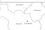 Huế xảy ra trận động đất đầu tiên năm 2017